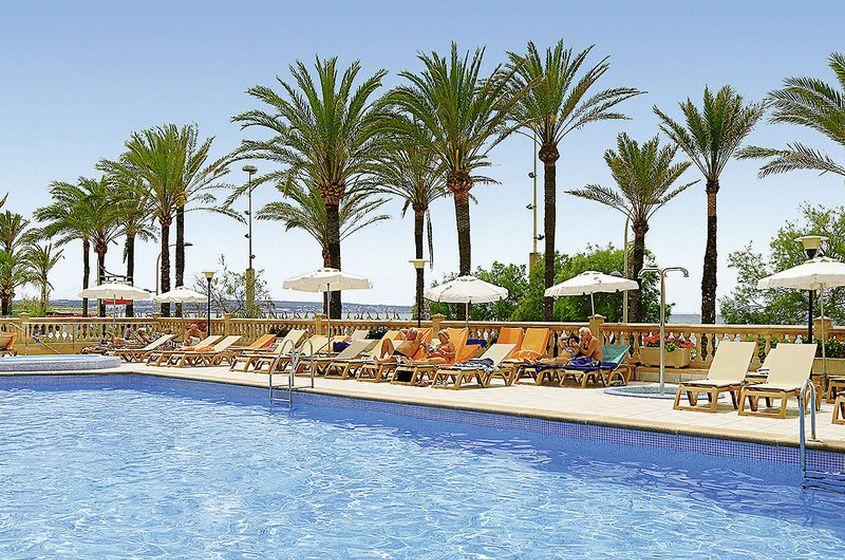 Mallorca Hotel Allsun Pil Lari Playa Al Inclusive