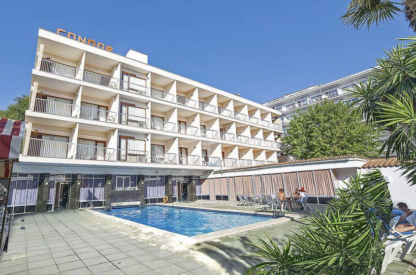 Hotel Condor Palma De Mallorca