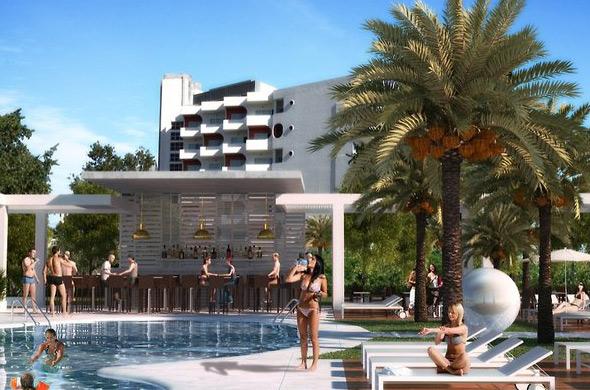 Hotel caballero for Hotel de diseno mallorca