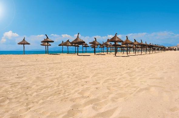 Hotel carmen playa for Designhotel mallorca strand