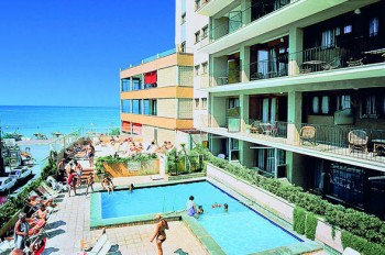 Hotel Encant Aussenansicht