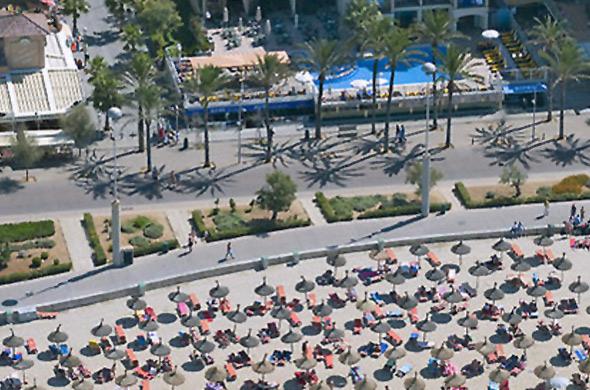 Kleines Appartement Hotel Mallorca