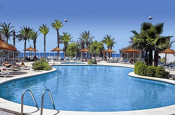 Hsm Hotel Mallorca Golden Playa Ballermann