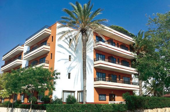 Hotel Hsm Venus Playa Mallorca