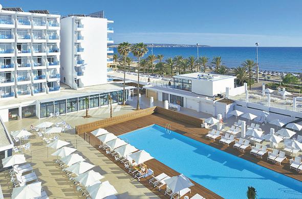 Hotel Bahia De Palma Arenal Mallorca