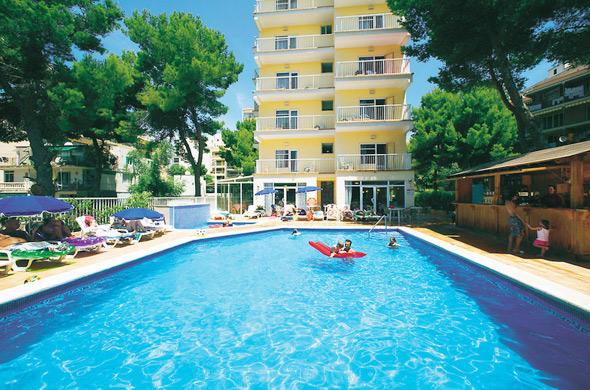 Hotel isla dorada for Hotel palma de mallorca