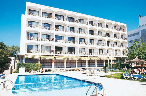Hotel Luxor Mallorca Ballermann