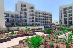 Hotel Paradiso Garden Mallorca - Innenhof