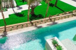 Hotel Paradiso Garden Mallorca - Pool-von-oben