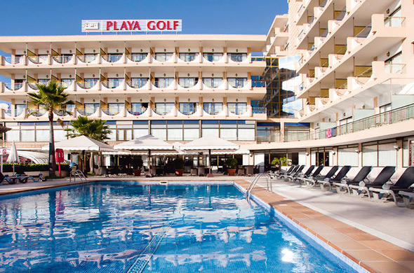 Hotel Playa Golf Mallorca Ballermann