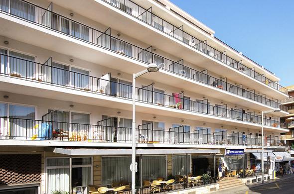 Hotel playas arenal for Hotel de diseno mallorca