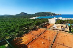 hotel-spa-sentrador-playa-tennisanlage
