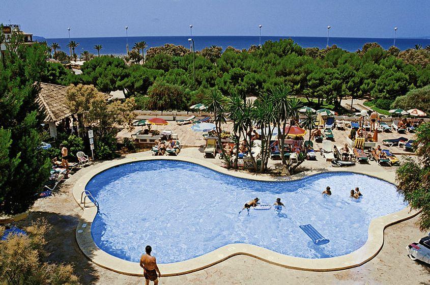 Hotel Houm Plaza Son Rigo Auf Mallorca