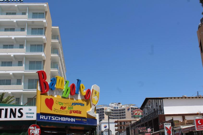 August 21- Ferienzeit. Vamos a La Playa