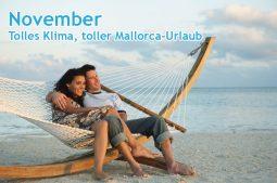 November Urlaub Mallorca