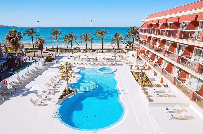 Mallorca Ballermann Hotels  Sterne