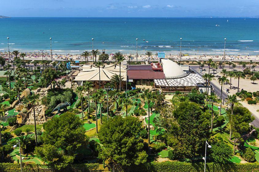 Hotel Pabisa Bali Mallorca Playa De Palma