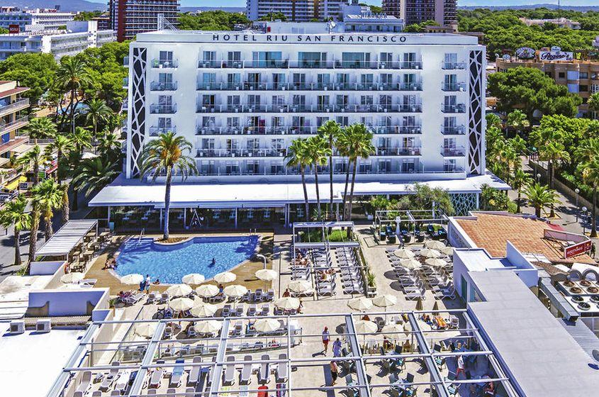 Riu Hotel San Francisco Mallorca