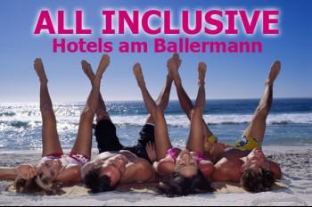 Unsere All incl. Hotels am Ballermann